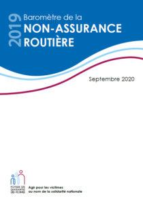 Baromètre non Assurance routière 2019